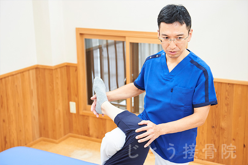 早期回復を目指す治療